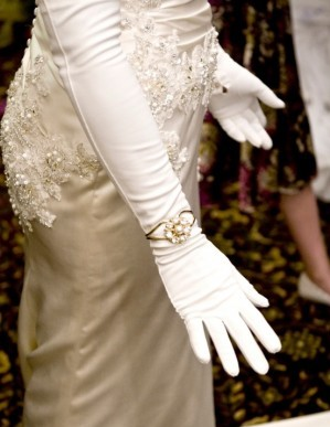 Fairy Tale Wedding Gloves